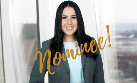 Allison Fehrman - Nominee